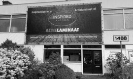 Showroom Actielaminaat